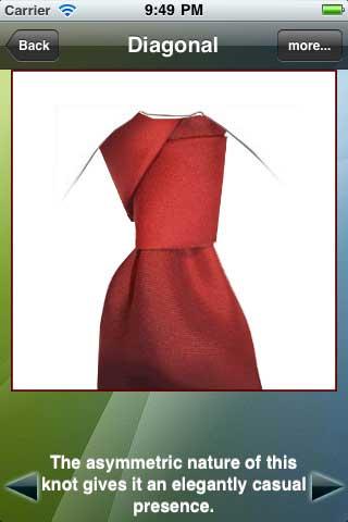 تطبيق How to Tie a Tie