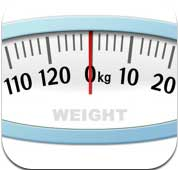 تطبيق A+ Weight Manager
