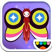 تطبيق Paint My Wings