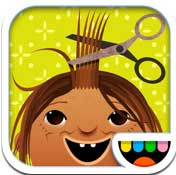 تطبيق Toca Hair Salon