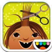 Photo of تطبيق Toca Hair Salon للأطفال، تعلم قص الشعر