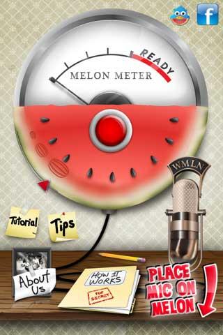 Melon Meter – تطبيق البطيخة