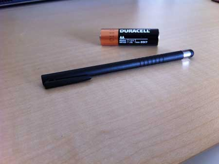 قلم الأيباد