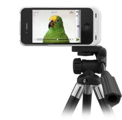 تحويل الايفون إلى كاميرا تصوير مهنية