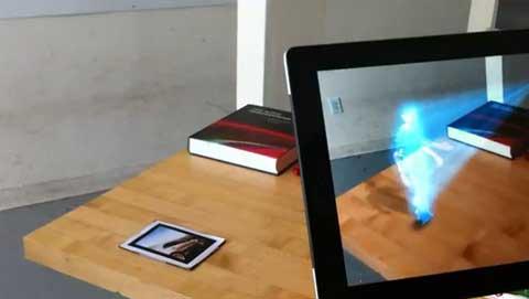 الايباد مع كاميرا Kinect يصنع الدهشة لدى الجميع