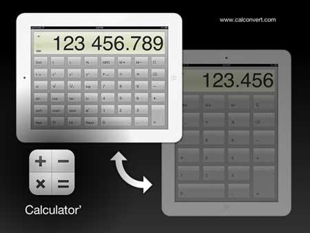 Calculator – تطبيق الآلة الحاسبة