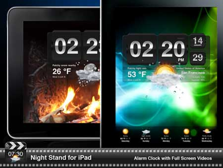 تطبيق Night Stand
