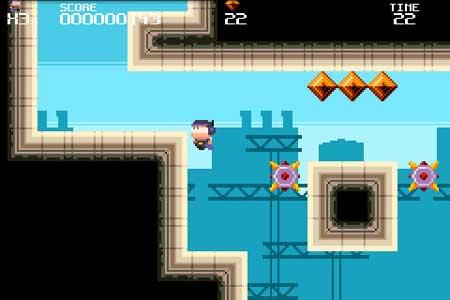 Meganoid – لعبة جذابة بتصميم تقليدي