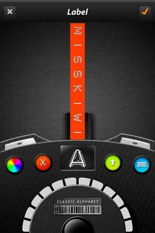 iLabeler – تطبيق لتصميم الملصقات