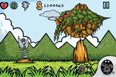Alien : Doodle – لعبة مجانية مسلية