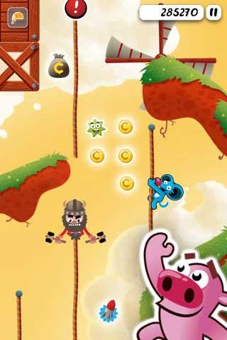 SuperRope – لعبة مسلية مجانية