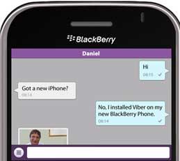 Photo of برنامج Viber ينتشر فوق منصات جديدة – وقريبا في البلاكبيري!