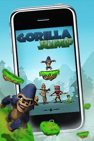 لعبة Gorilla Jump