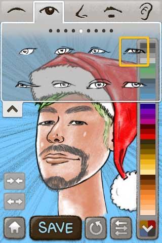 Toon Face Maker