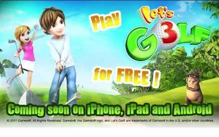 لعبة Lets Golf 3