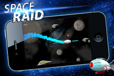 لعبة Space Raid
