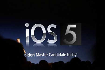 النسخة الجديدة iOS 5 ستطرح رسميا نهاية سبتمبر