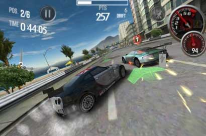 لعبة Need For Speed Shift 2 الرائعة