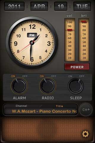 تطبيق Radio Alarm