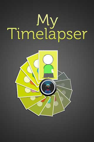 تطبيق MyTimelapser لعرض الصور