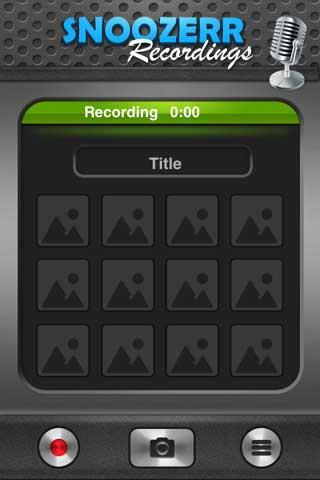 تطبيق Snoozerr Recordings