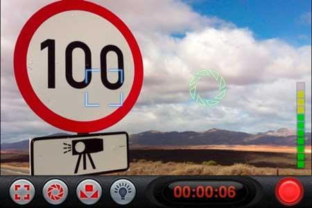 تطبيق FilMic - كاميرا لتصوير الفيديو