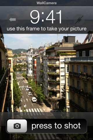 تطبيق WallCamera المجاني