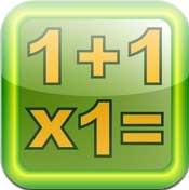 تطبيق Just Calculate – تعلم الحساب