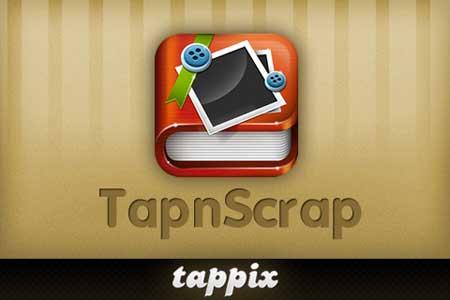تطبيق TapnScrap