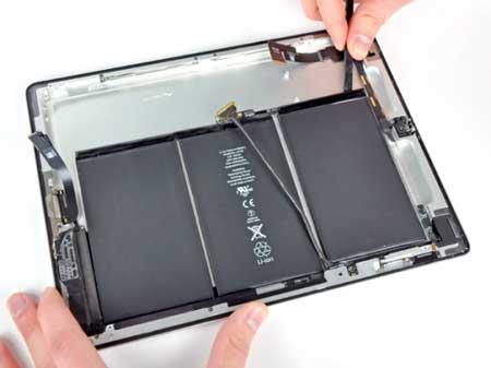 هل سيكون جهاز الايباد 3 اقل سمكا من سلفه؟