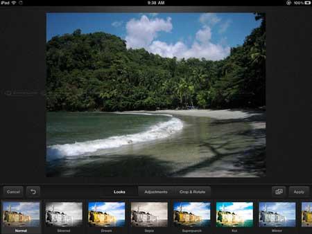 قريبا: تطبيق شامل من ادوبي لمعالجة الصور في كل أجهزة ابل
