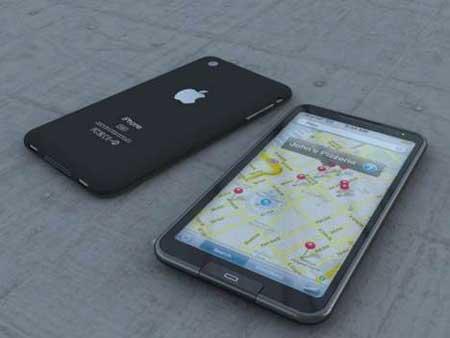 الايفون 5 (صورة توضيحية)