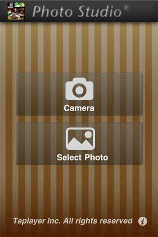 تطبيق TtV Photo Studio
