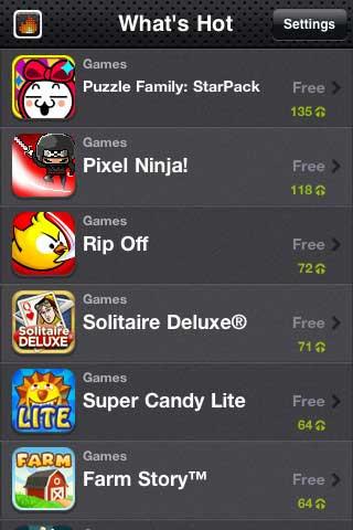 تطبيق Hot Apps Today