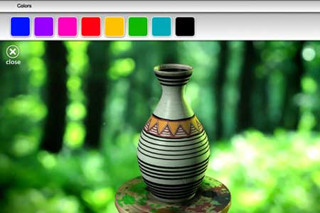 تطبيق Let's create! Pottery HD