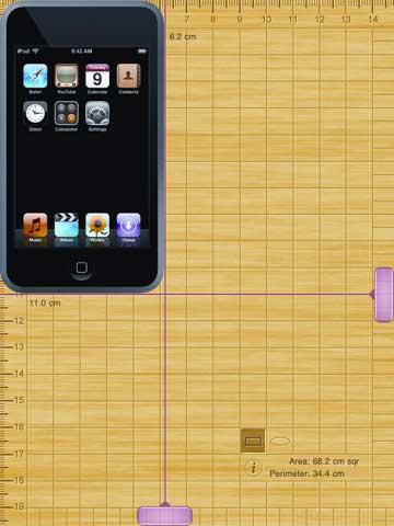 تطبيق MyRuler Pad