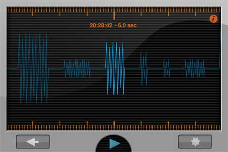 تطبيق Sleep Talk Recording