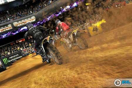 لعبة Ricky Carmichael's Motocross