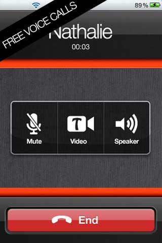 ترقية تطبيق Tango للمكالمات المرئية