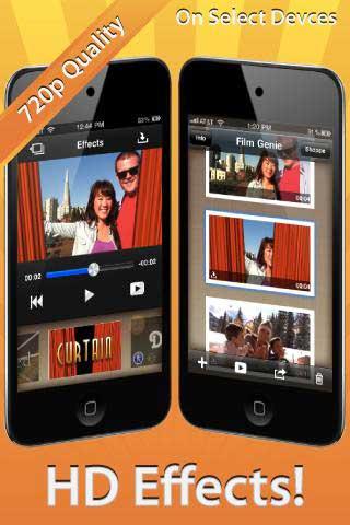 تطبيق Film Genie لهواة تصوير الفيدو