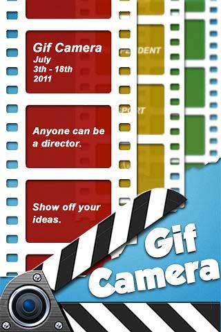 تطبيق Gif Camera