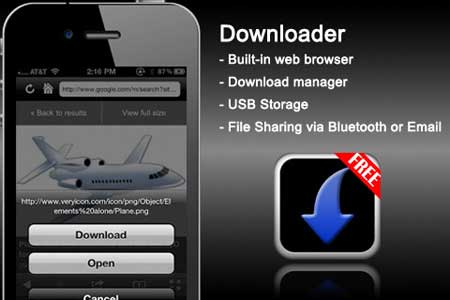 تطبيق Downloader Free