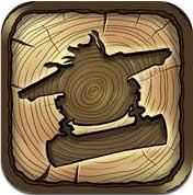 لعبة Flapcraft البهلواني الخشبي