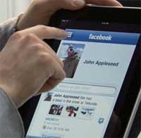 Photo of تطبيق الفيسبوك لجهاز الايباد سيظهر مع تدشين الايفون 5