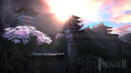 لعبة Infinity Blade 2 قريبا