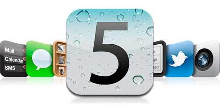 نظام التشغيل الجديد iOS 5