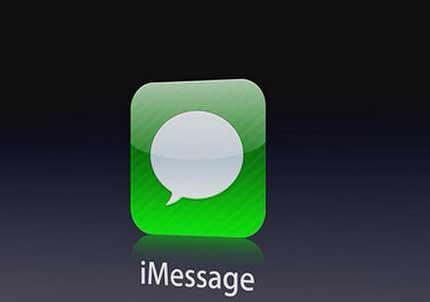 خدمة iMessage