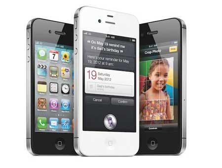ابل تبيع 4 ملايين جهاز من الايفون 4 أس خلال أسبوع