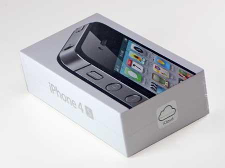 تفكيك جهاز الايفون 4 أس للتعرف عليه من الداخل