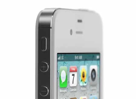 أول اعلان تجاري لجهاز الايفون 4 أس